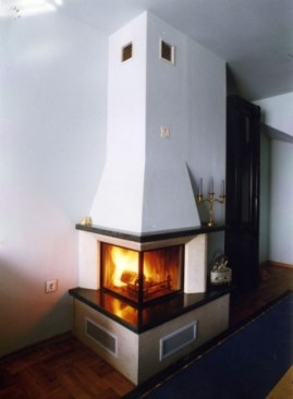 Exclusive fireplaces ArtPro